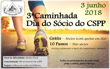 3ª Caminhada- Dia do Sócio do CSPP
